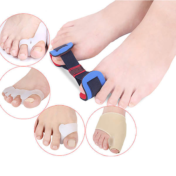 Factory Sale Toe Separator Set Bunion Corrector Set ZG-492