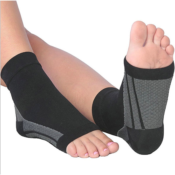 Plantar Fasciitis Socks Ankle Compression Sleeve Brace for Men and Women ZG-S5
