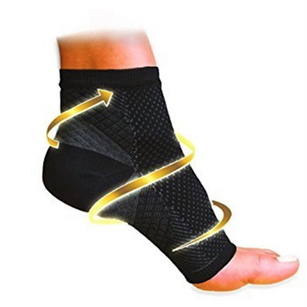 Medical Plantar Fasciitis Compression Heel Arch Support Ankle Socke ZG-S6