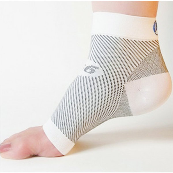 Custom Foot Sleeves Compression Heel Arch Support Ankle Sock ankle sleeve ZG-S7