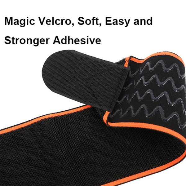 Breathable Adjustable Neoprene Ankle Brace for Running Basketball Ankle Sprain Support ZG-S9
