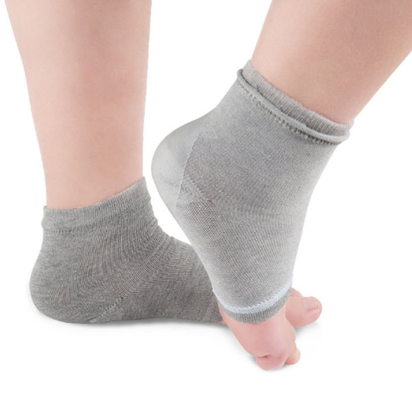 Reusable Anti sweat and breathable cotton textile yoga sock ZG-S8